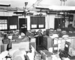 Mail room typewriters